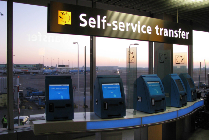 The Ubiquitous Nature of Self-Service